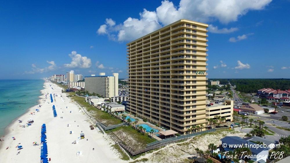 Treasure Gulf Crest Luxury Beach Condo